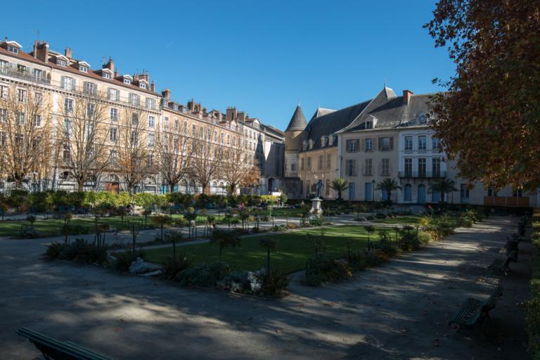 Jardin de Ville de Grenoble