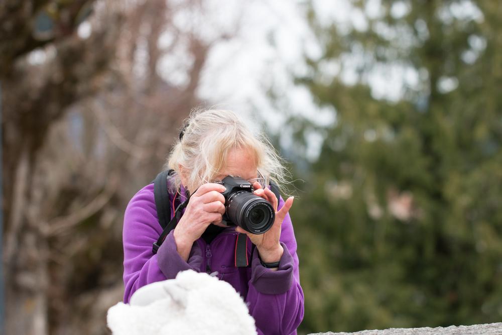 Des photographes... pris en photo!