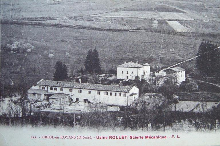 Oriol en Royans