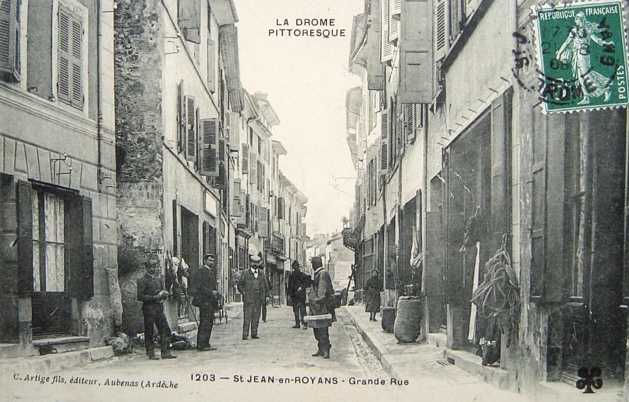 St Jean-en-Royans