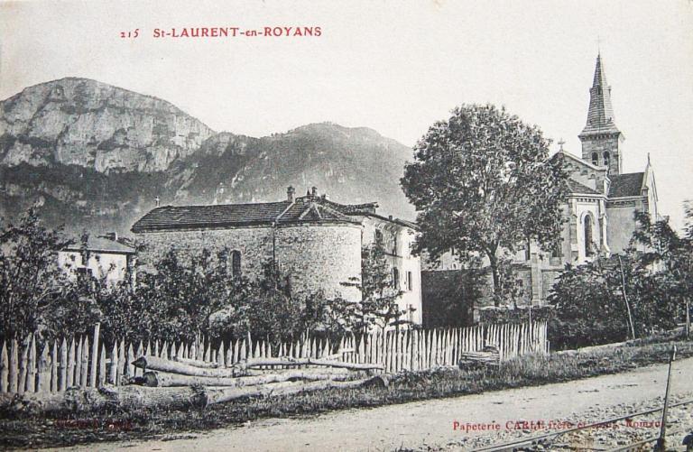 St Laurent en Royans. 14 jpg