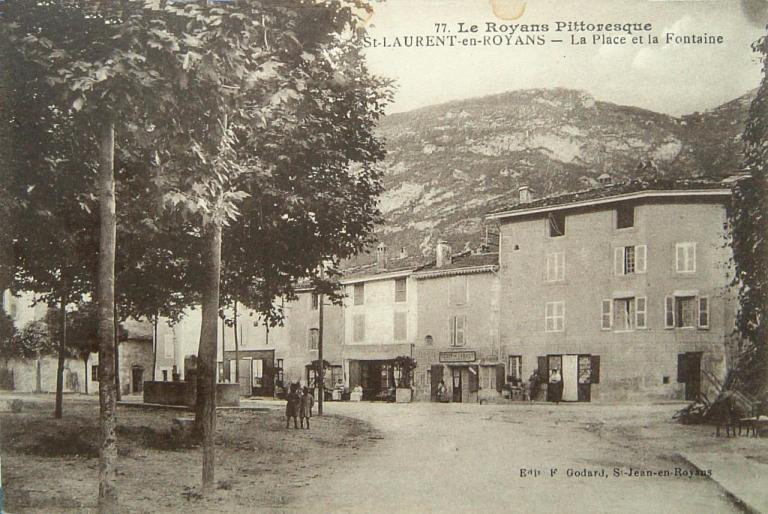 St Laurent en Royans. 16 jpg