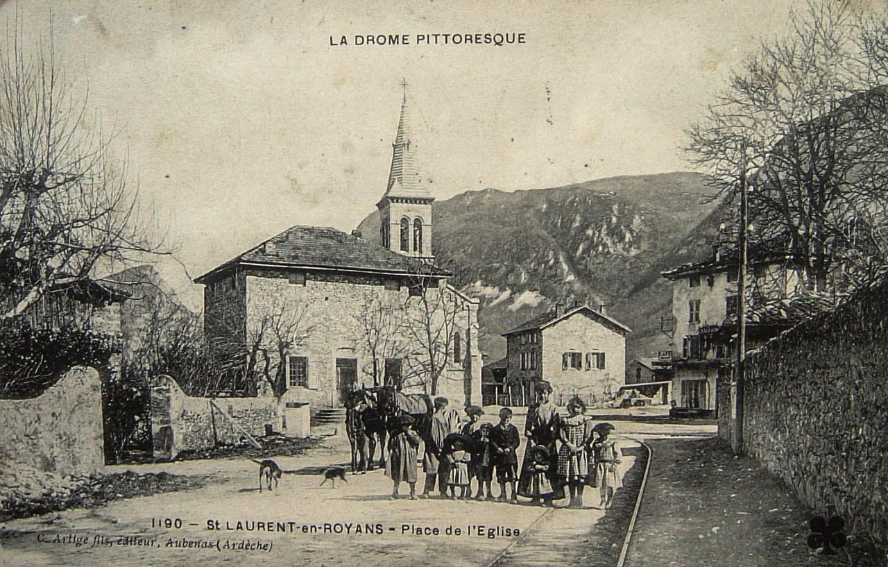 St Laurent-en-Royans