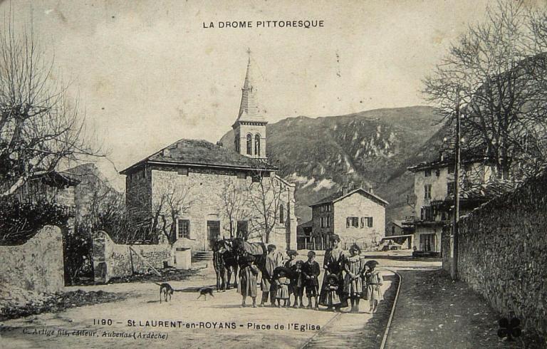 St Laurent en Royans 2