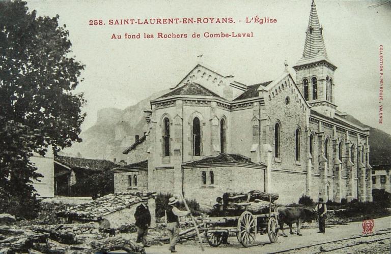 St Laurent en Royans.5 jpg