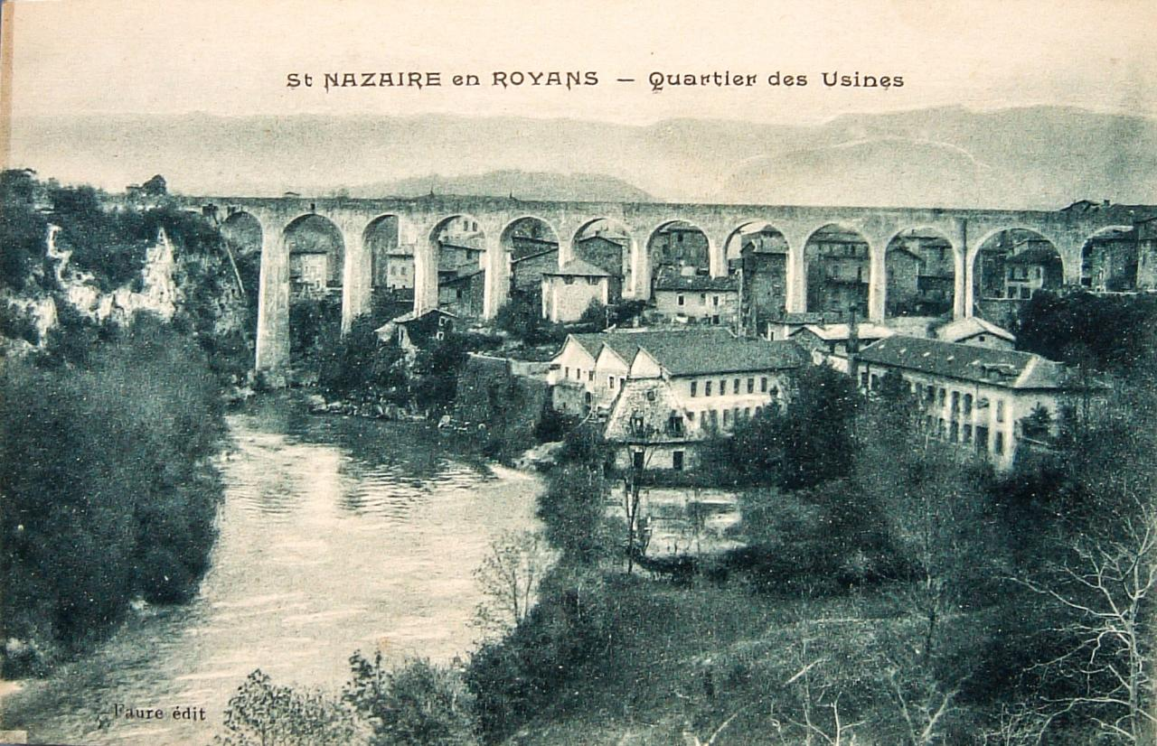 St Nazaire-en-Royans