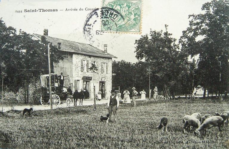 St Thomas en Royans.2 pg