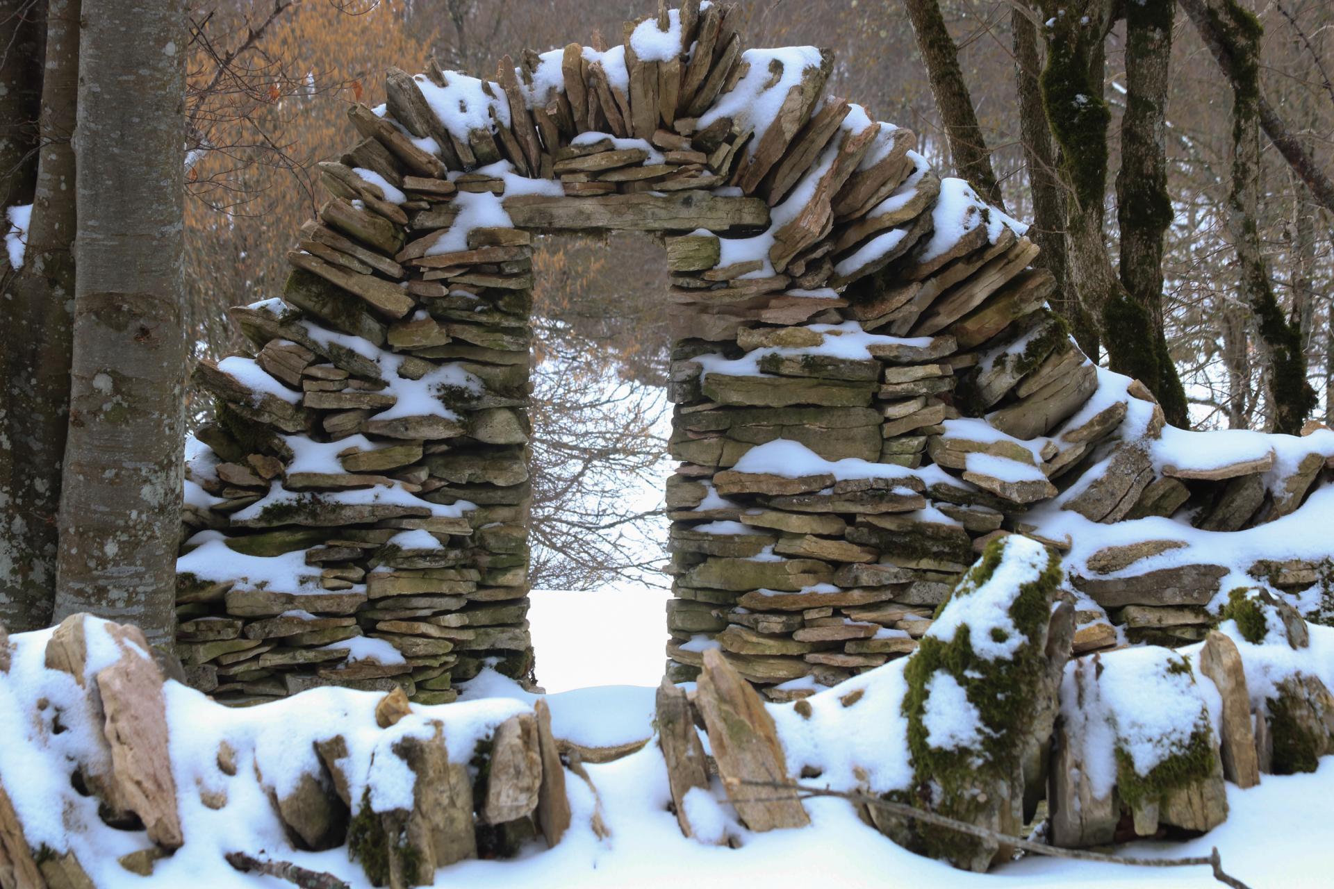 51 MOB Fenêtre d'hiver (Saint Julien en Vercors)