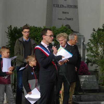 Centenaire 2018 Saint Julien JLV-18