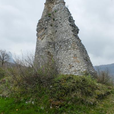 La Tour sans venin à Saint nizier