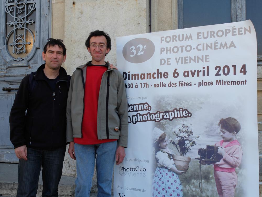 Vienne Avril 2014