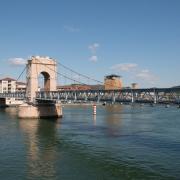 Le Rhône à Vienne
