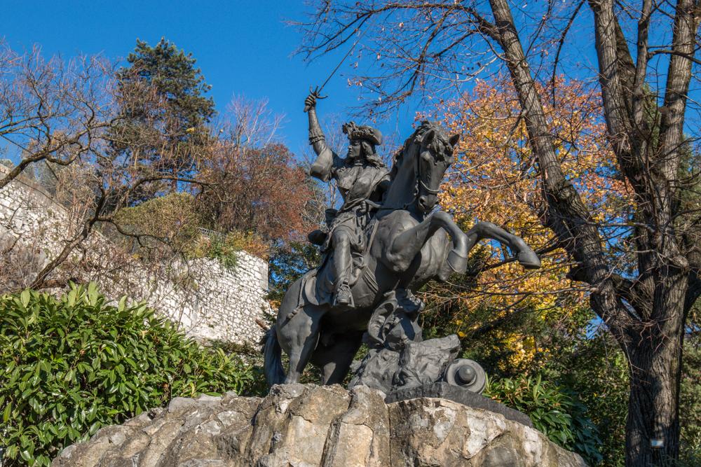 Philis de la Charce (Jardin des Dauphins)