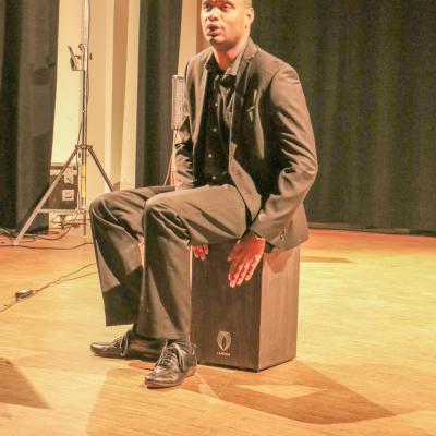 concert Chof'tawa du 15 décembre 2018 : Philippe