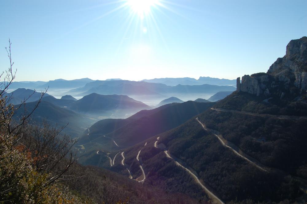 Vue du Col de Rousset 2