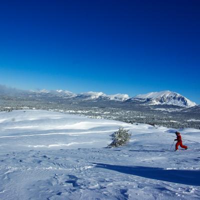Ski de fond vercors