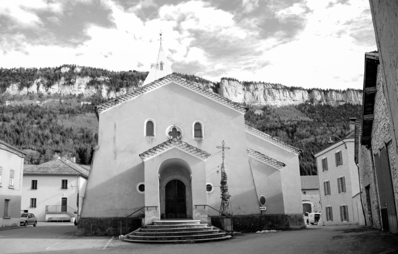 Eglise Saint Julien en Vercors