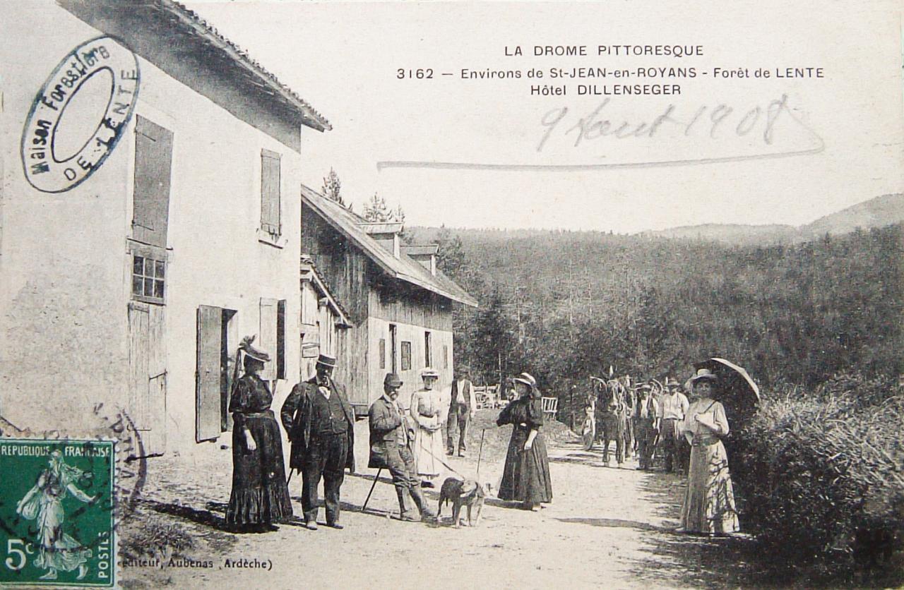 Forêt de Lente Hôtel Dillenseger