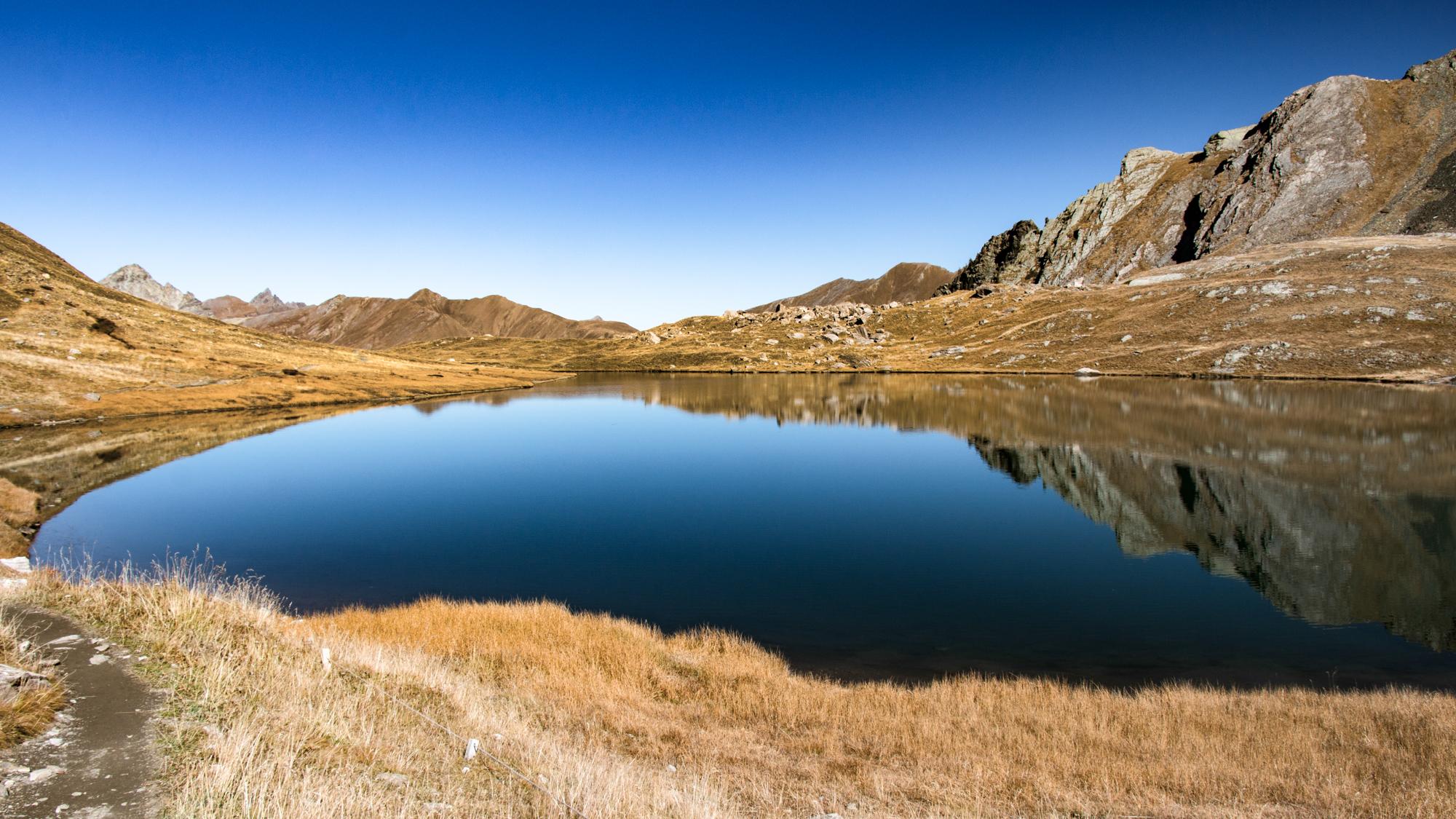 Lac Egorgéou Queyras