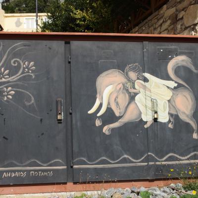 rédemption d'un transformateur en Crete