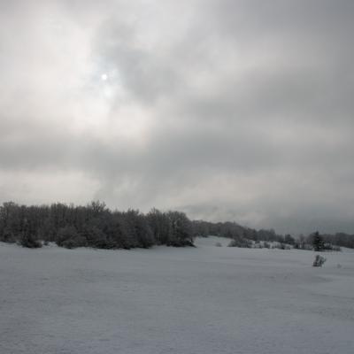 Plateau de Vassieux en Vercors