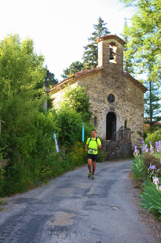 La chapelle Saint Antoine comme décor des Drayes...