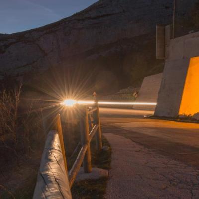 L'allumette du Tunnel du Col