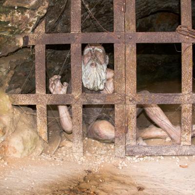 confinement avant les enacrates