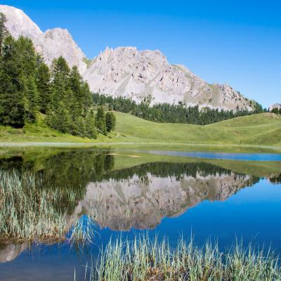 Lac miroir Queyras