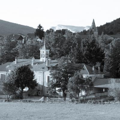 La Chapelle en Vercors Ecole et Eglise