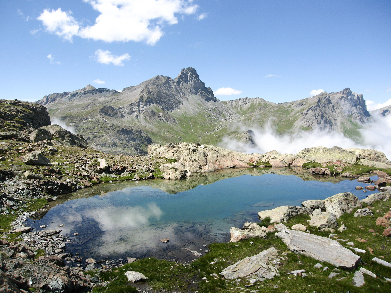 Lago delle cavalle Italie