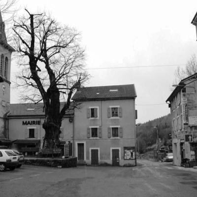 Place Saint Martin en Vercors