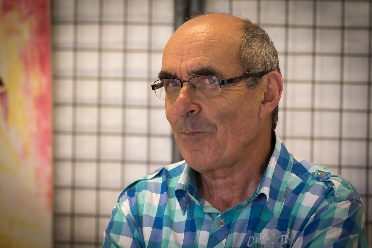 Jean-Luc, Président Club Photo