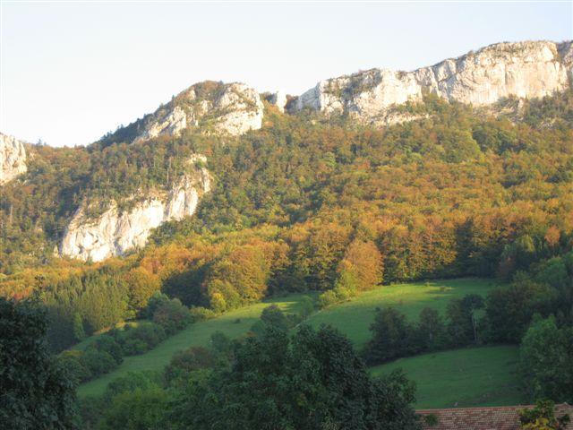La roche du mas 1er Octobre 2011