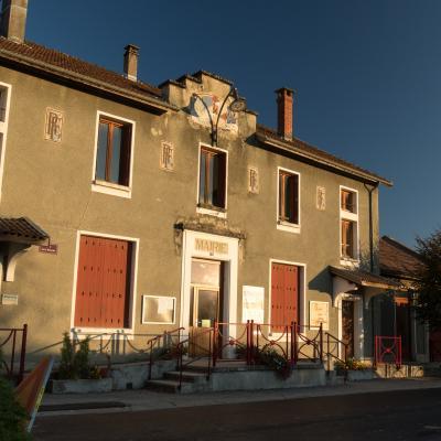 Saint Julien en Vercors la mairie