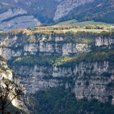 Saint julien et ses falaises