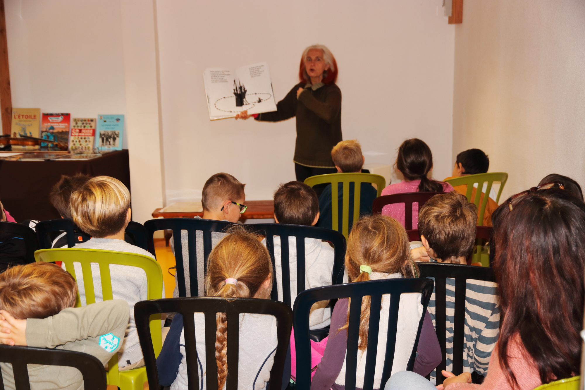 scolaires lectures rencurel