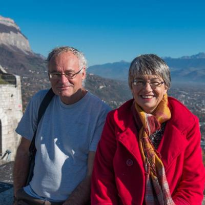 Jean Yves et Christiane