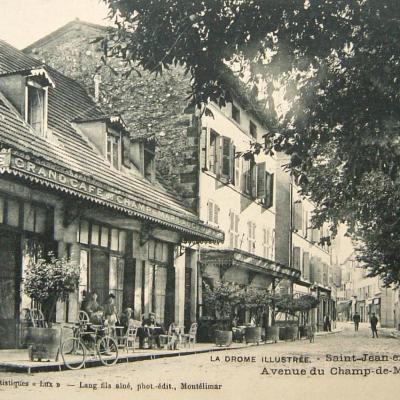 Saint Jean en Royans Avenue du Champ de Mars