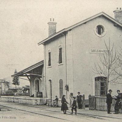 Saint Jean en Royans Gare