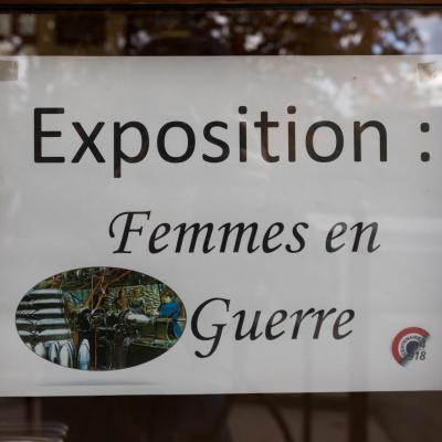 Expo 1918 St Julien en Vercors