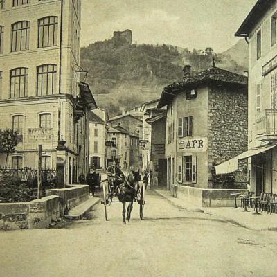 Saint Nazaire en Royans