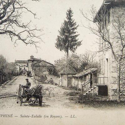Sainte Eulalie en Royans