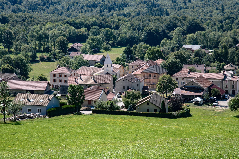 Vue sur Saint Julien en Vercors-4
