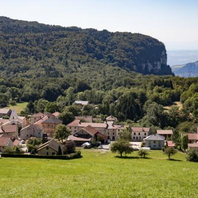 Vue sur Saint Julien en Vercors-5
